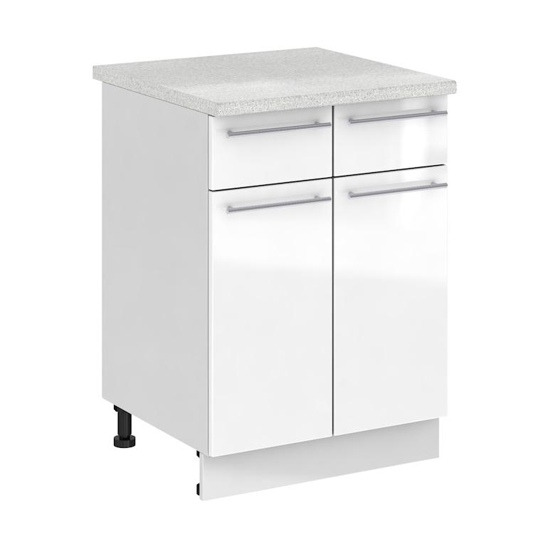 Кухня Олива С2Я 600 Шкаф нижний /2 ящика