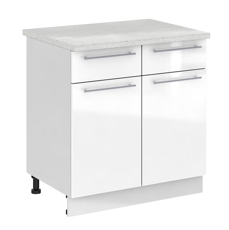 Кухня Олива С2Я 800 Шкаф нижний /2 ящика