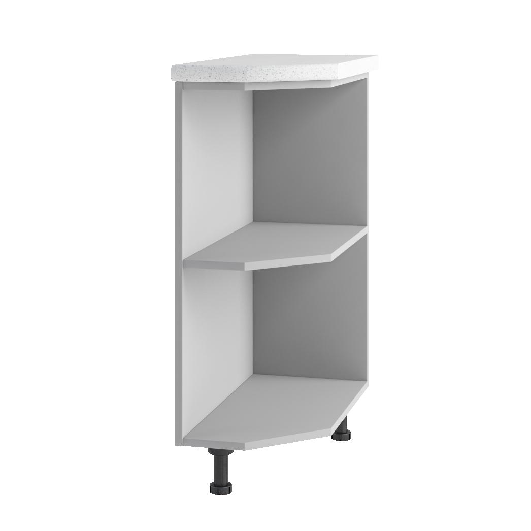 Кухня Олива СТУ 300 Шкаф нижний полка угловая правый