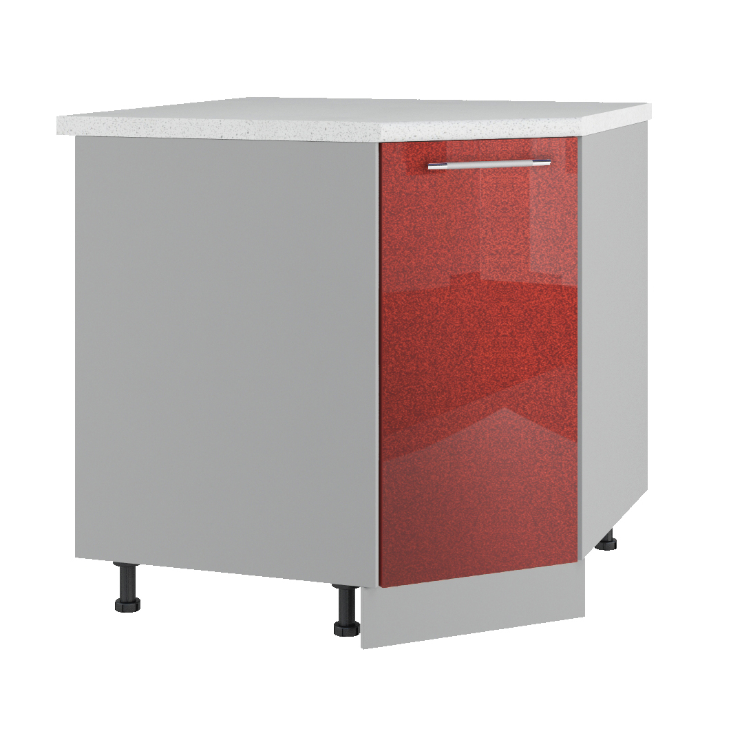 Кухня Олива СУ 850*850 Шкаф нижний угловой