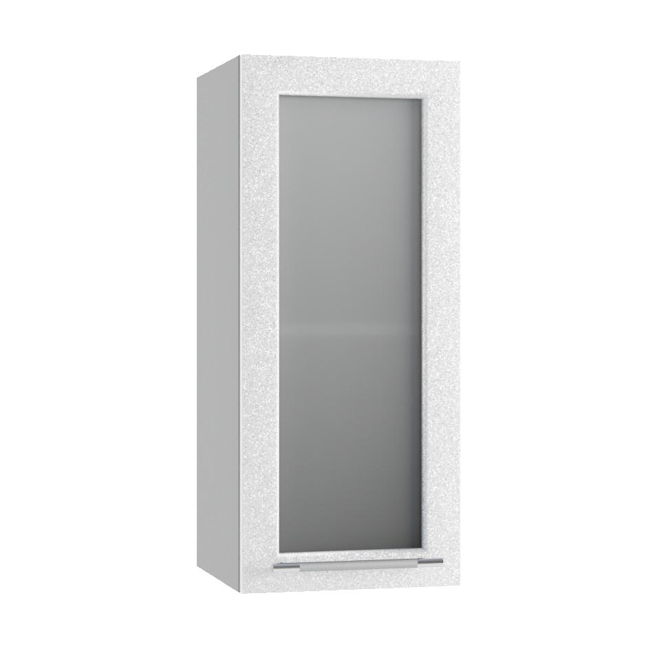 Кухня Флора ПС 300 Шкаф верхний стекло