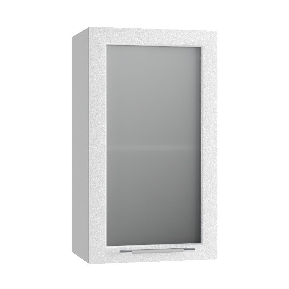 Кухня Флора ПС 400 Шкаф верхний стекло