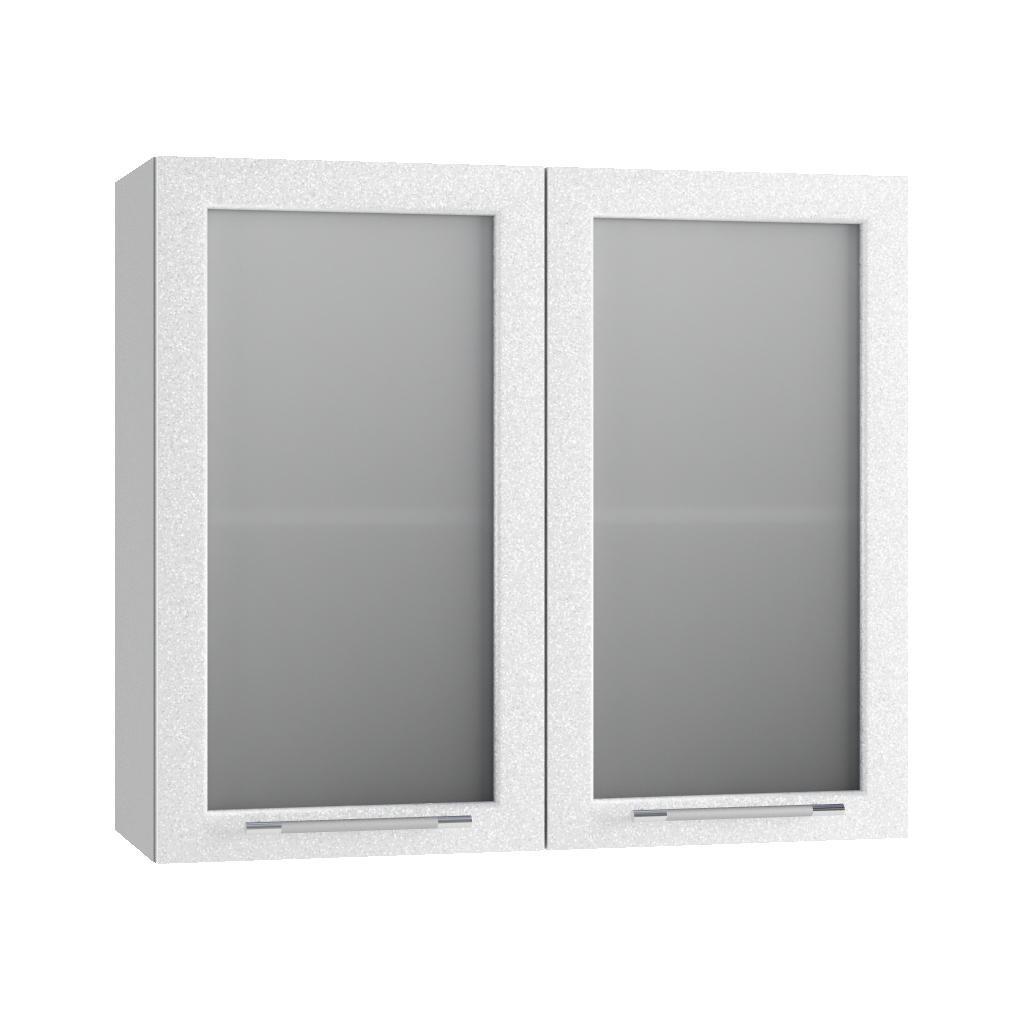 Кухня Флора ПС 800 Шкаф верхний стекло