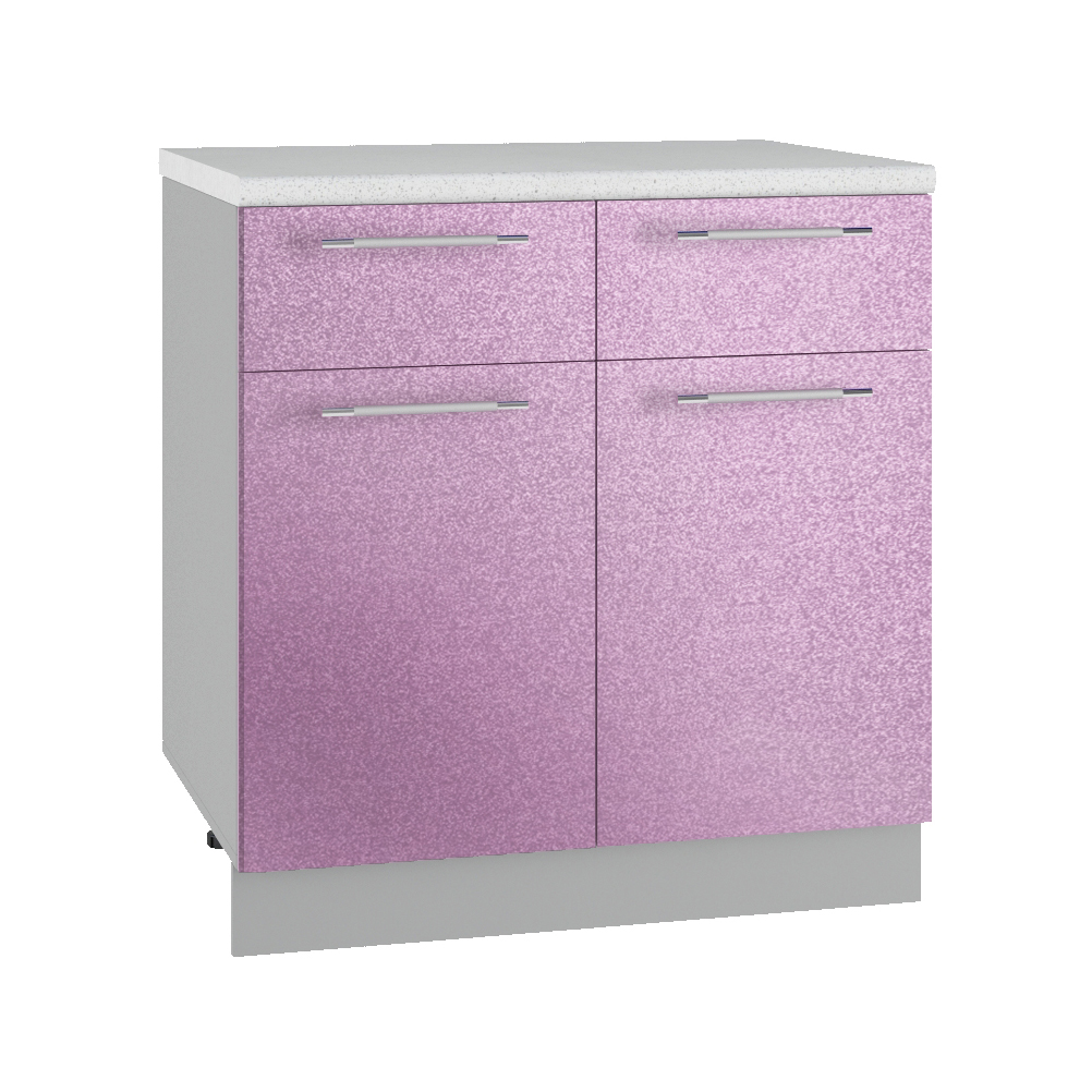 Кухня Флора С2Я 800 Шкаф нижний
