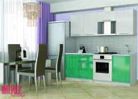 Кухня Олива 2100 3D