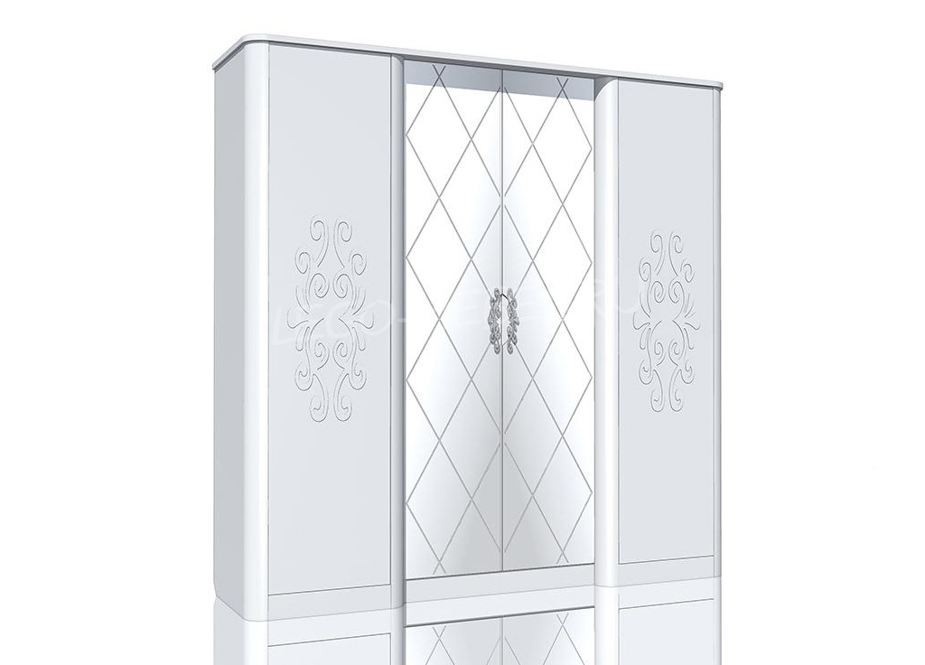 Бланж Шкаф для одежды НМ 011.20