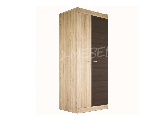 Веста Шкаф для одежды МН-130-01