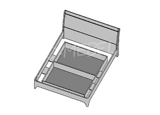 Короб кровати 1400*2000 / ящики для белья