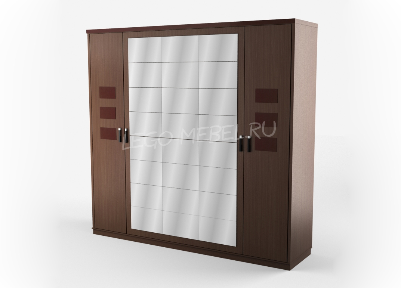 Петра-М шкаф 5-ти дверный
