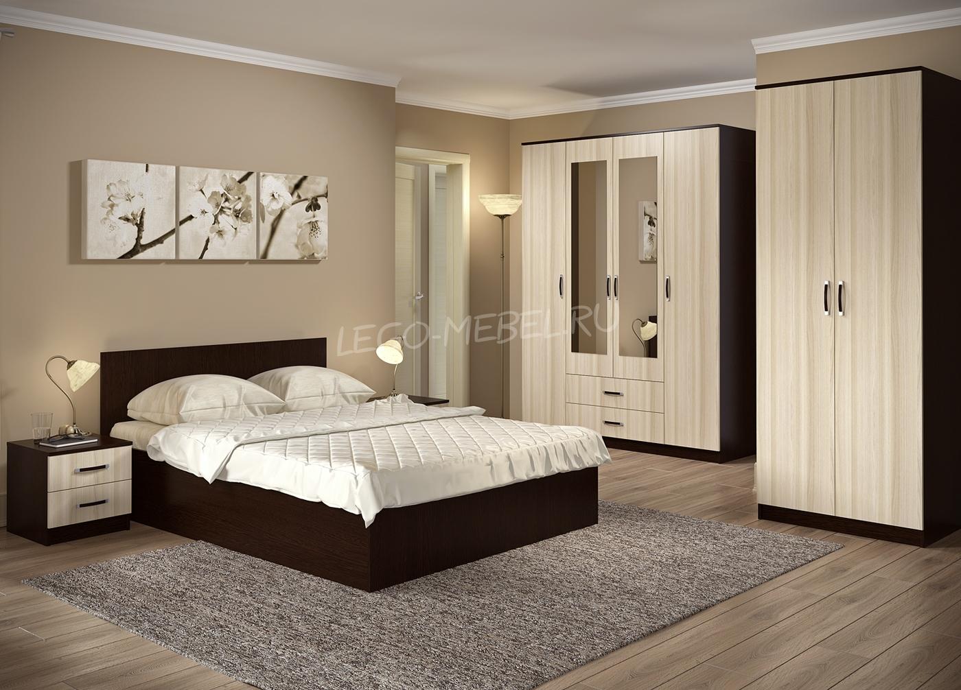 Спальня Ронда 4