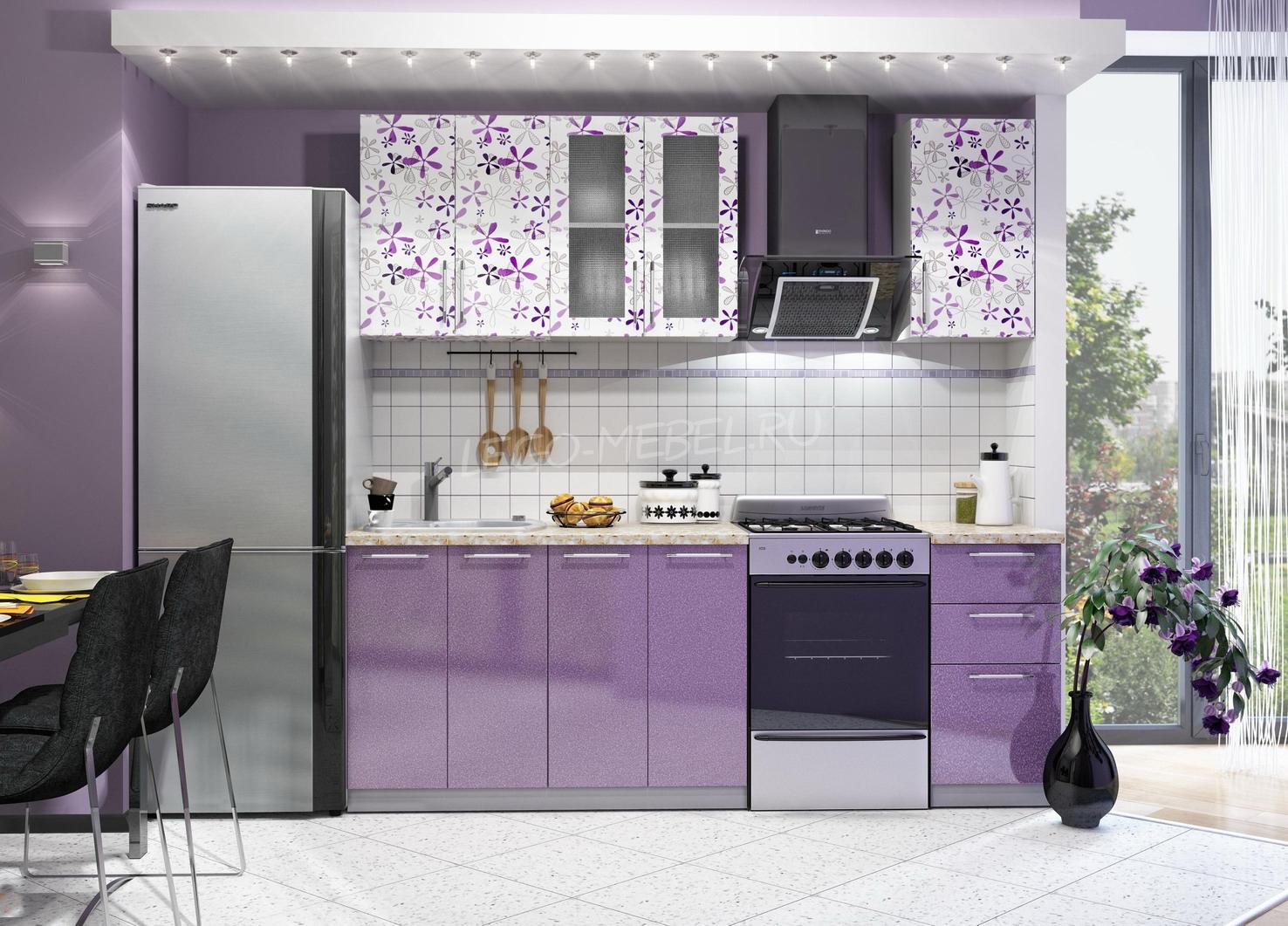 Кухня Флора 1,6