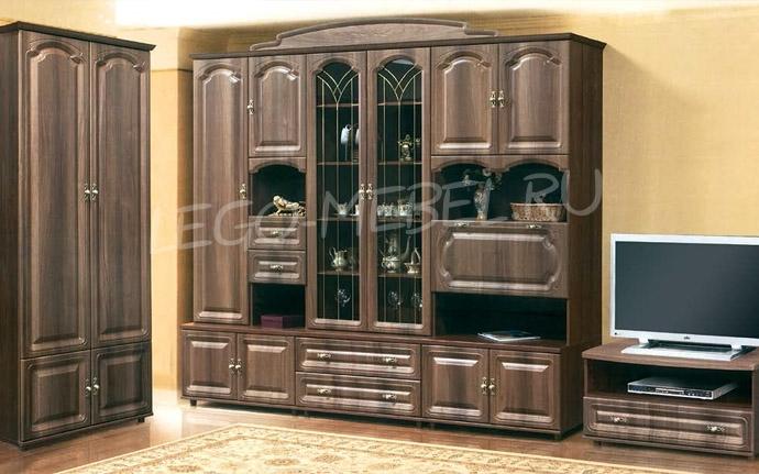 Романтика Шкаф для одежды ВК-09-17