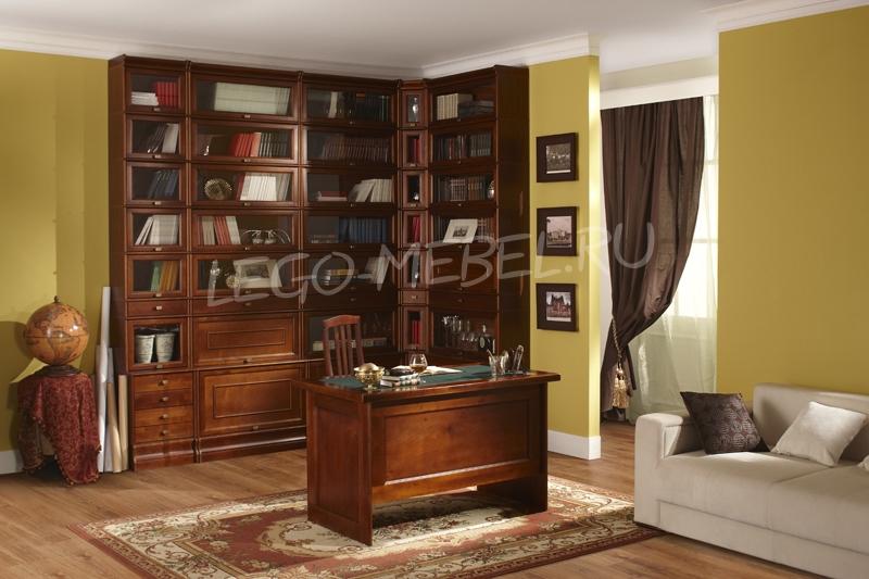 Библиотека Александрия Секция с ящиком C-11