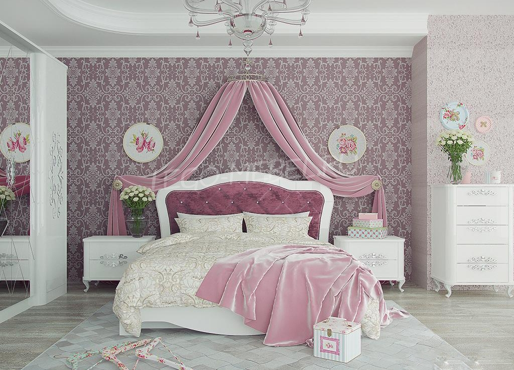 Бланж Спальня комплект 2