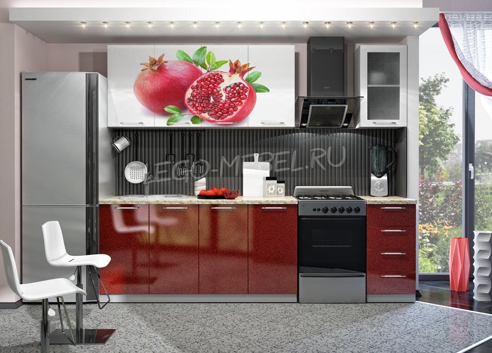 Кухня Гранат 2,0