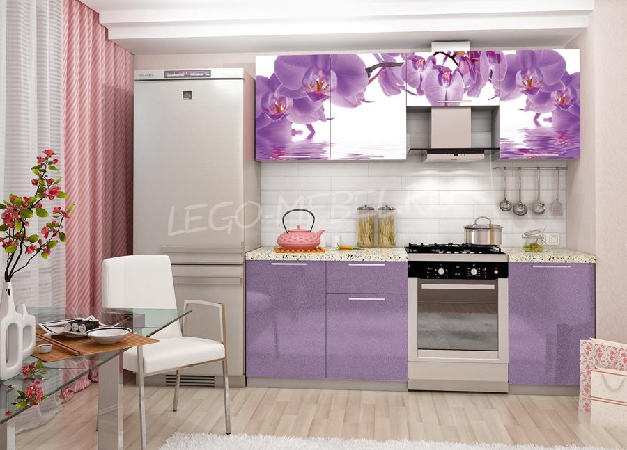Кухня Орхидея 2,1
