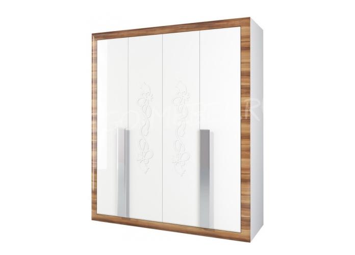 Спальня Лотос Шкаф для одежды МН-116-04