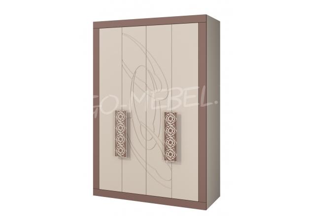 Спальня Эллипс Шкаф для одежды МН-118-03