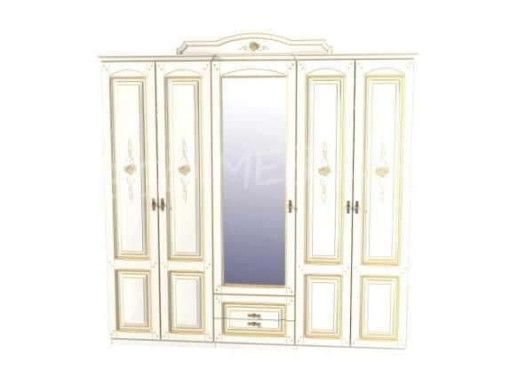 Спальня Роза Шкаф МН-306-05