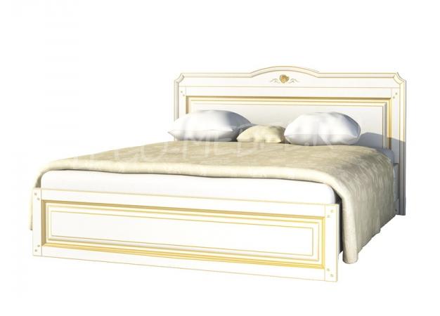 Спальня Роза Кровать МН-306-10 / 1600