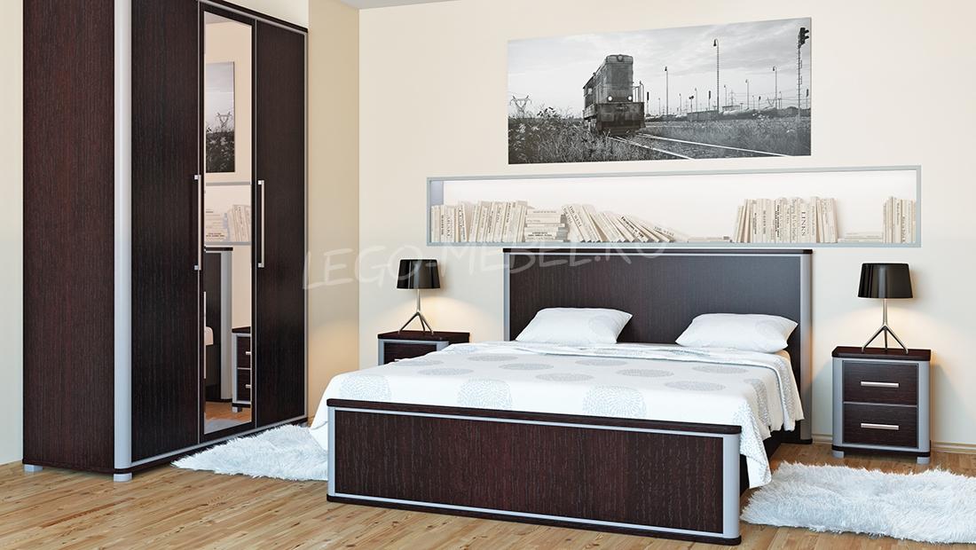 Спальня Наоми Шкаф МН-021-03
