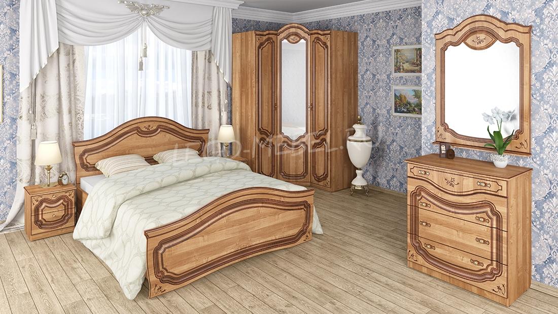 Спальня Орхидея Тумба прикроватная СП-002-16