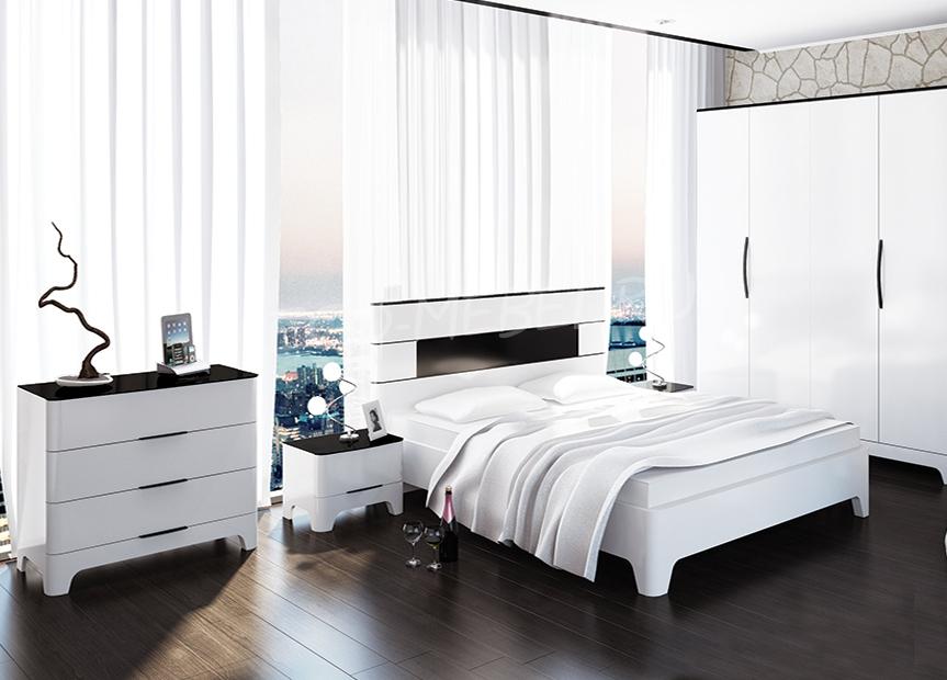 Спальня Верона Кровать МН-024-01