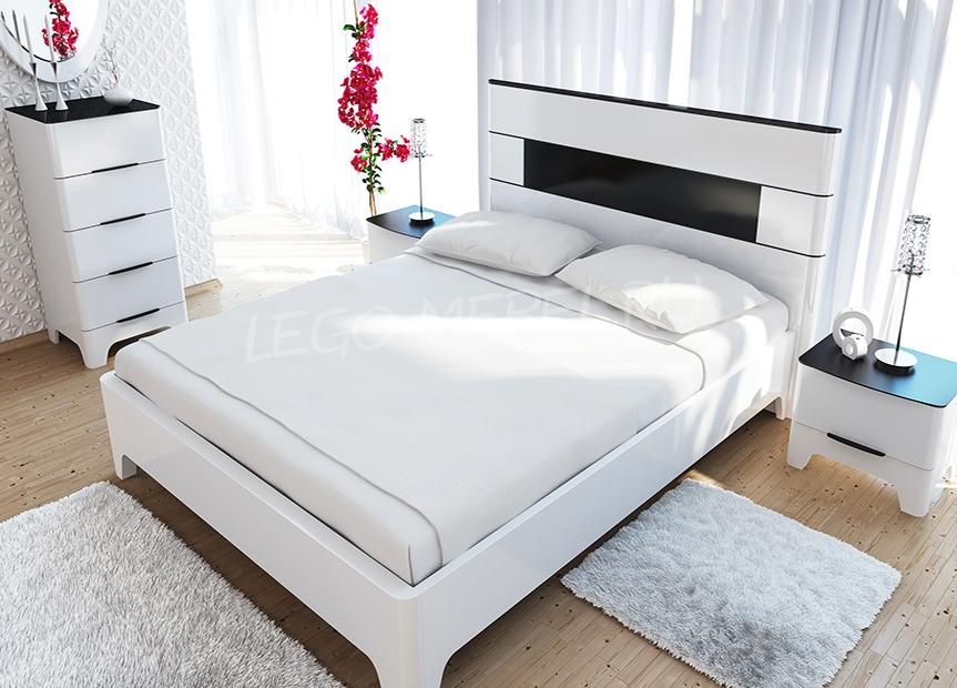 Спальня Верона Тумба МН-024-02