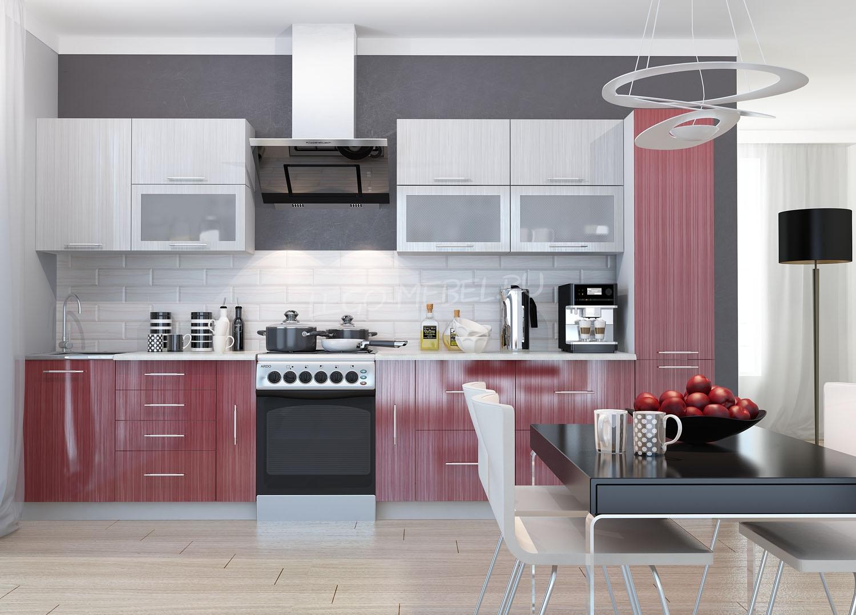 Кухня Страйп 2900