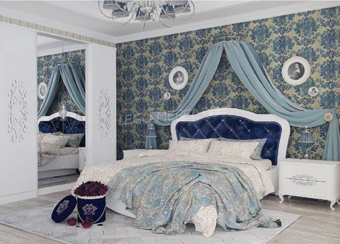 Бланж Кровать НМ 011.53