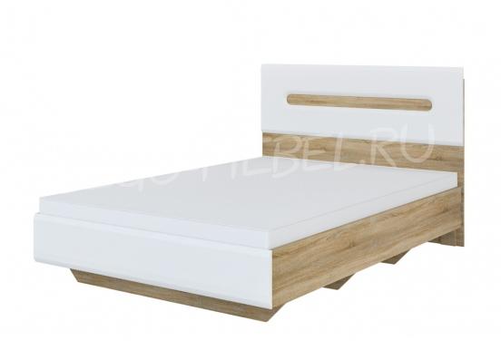 Леонардо Кровать МН-026-10 / 1600