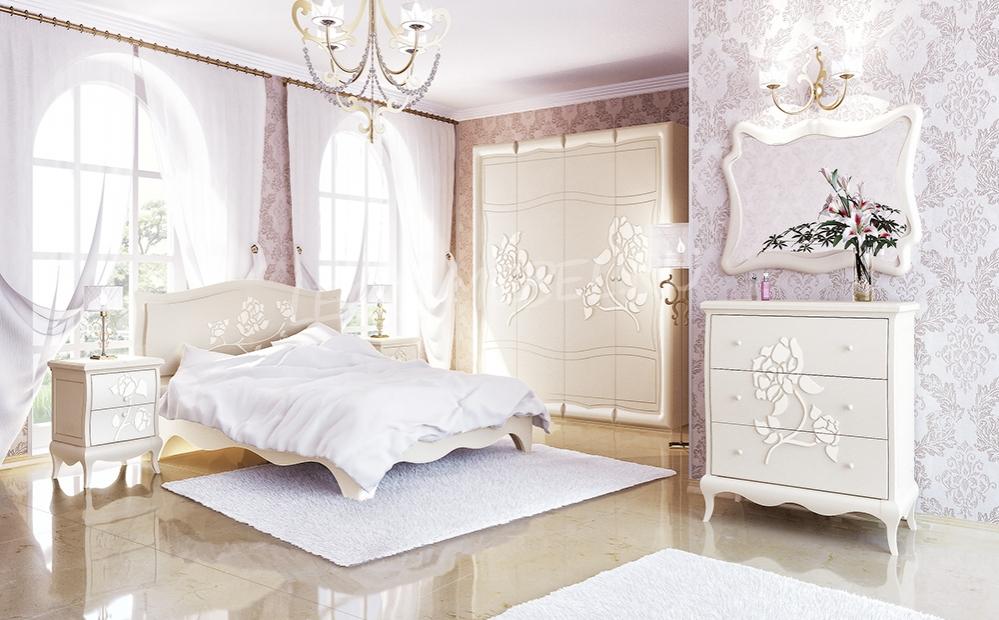 Спальня Астория Комод МН-218-06