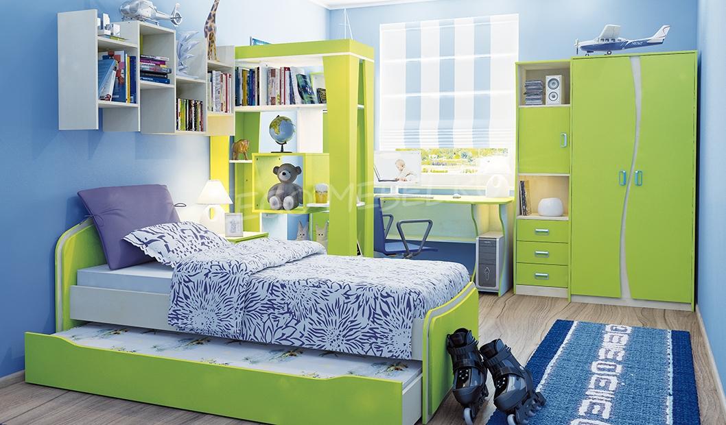 Комби Кровать МН-211-09