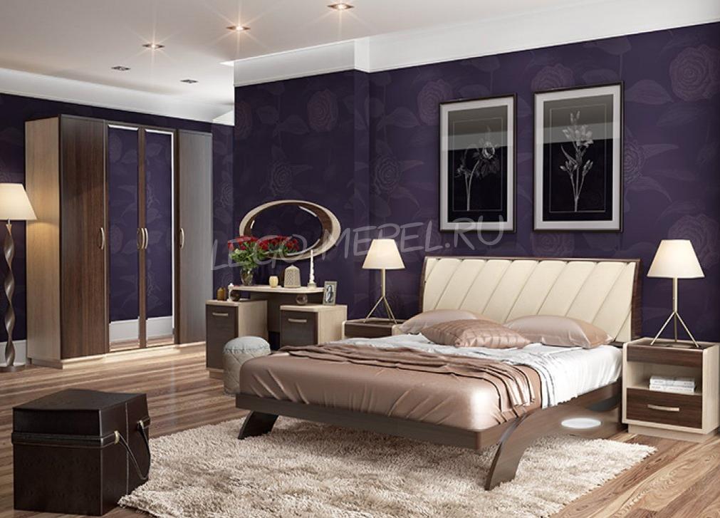 Спальня Эстер Тумба прикроватная