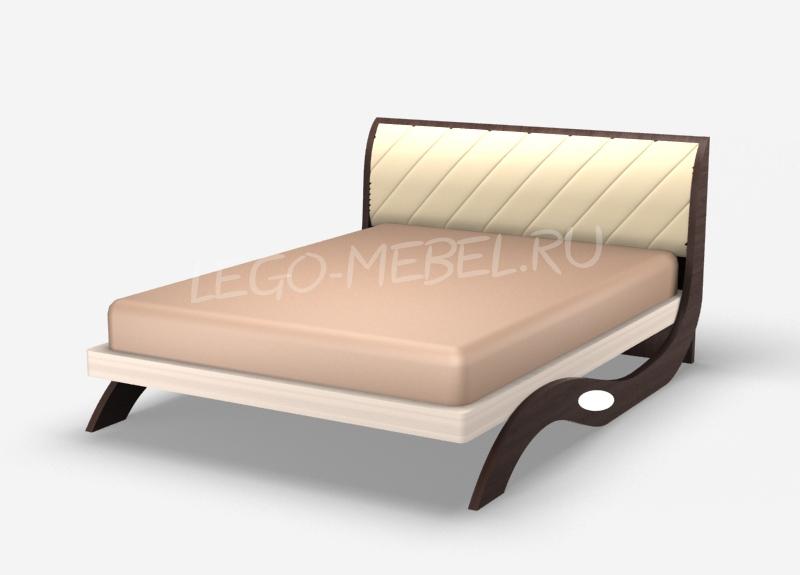 Спальня Эстер Кровать 1600 + основание