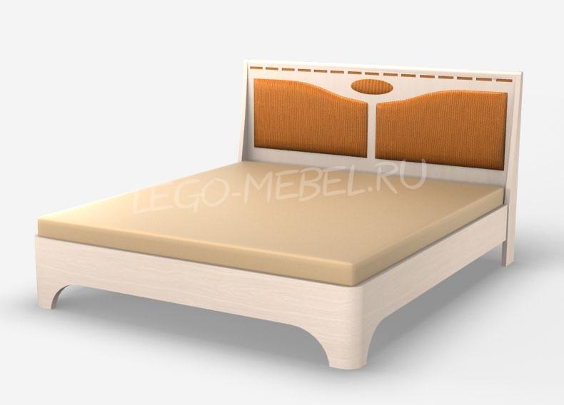 Кэри Голд Кровать 1800 ПМ