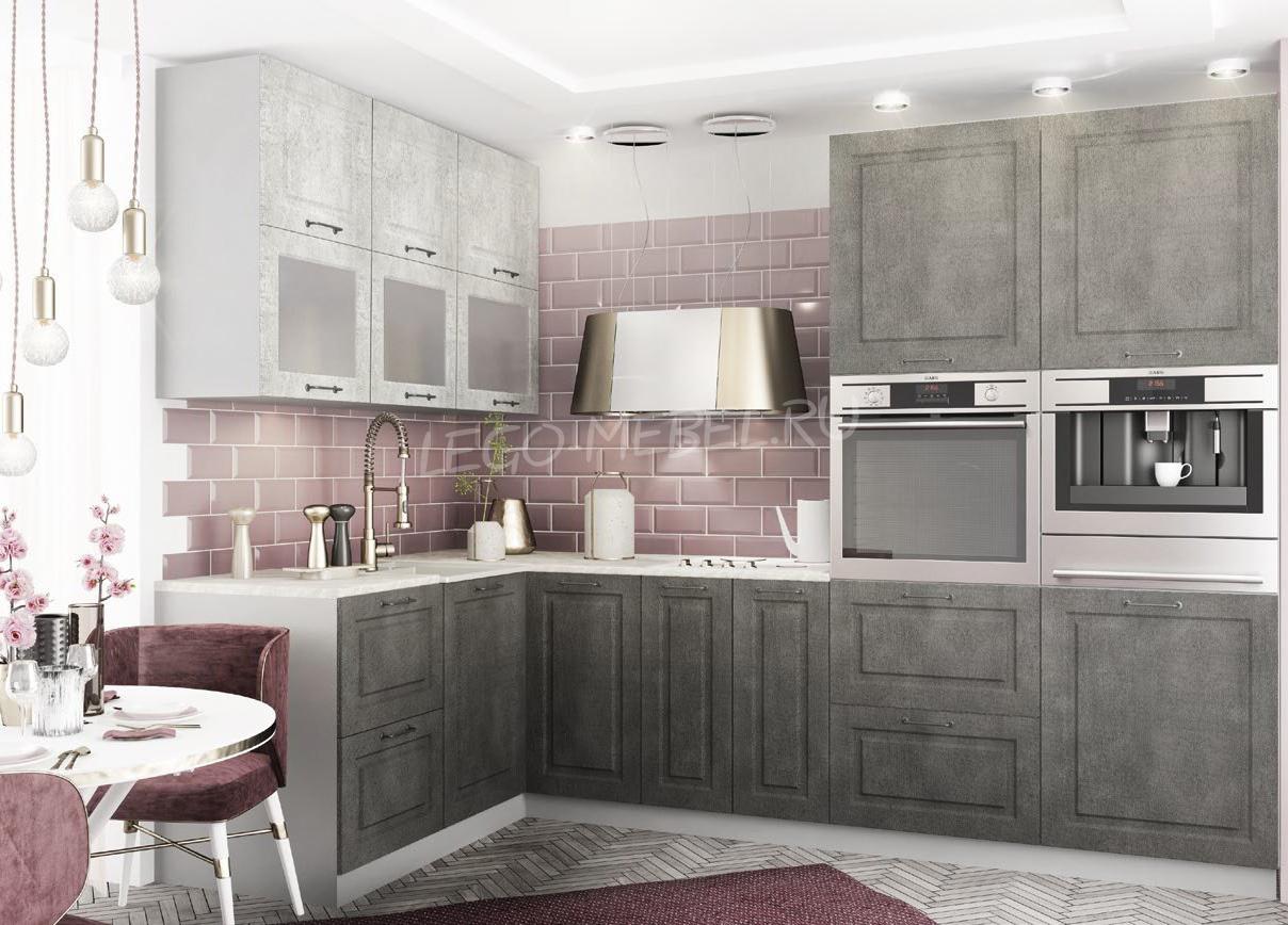 Кухня Капри С 300 Шкаф нижний