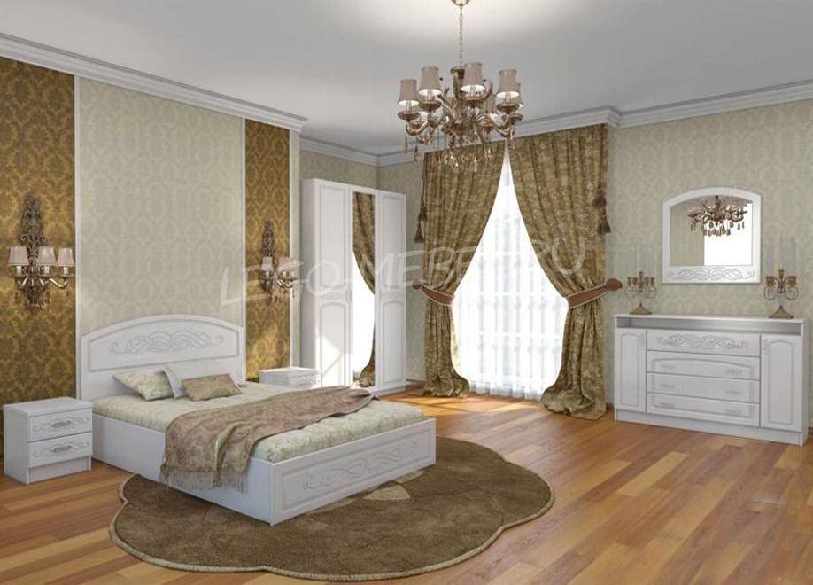 Спальня Венеция комод КМ-01