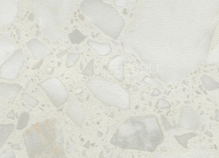 Мебельный щит № 228 Белые камешки 6 мм