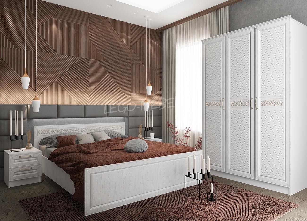 Спальня Диаманте-4
