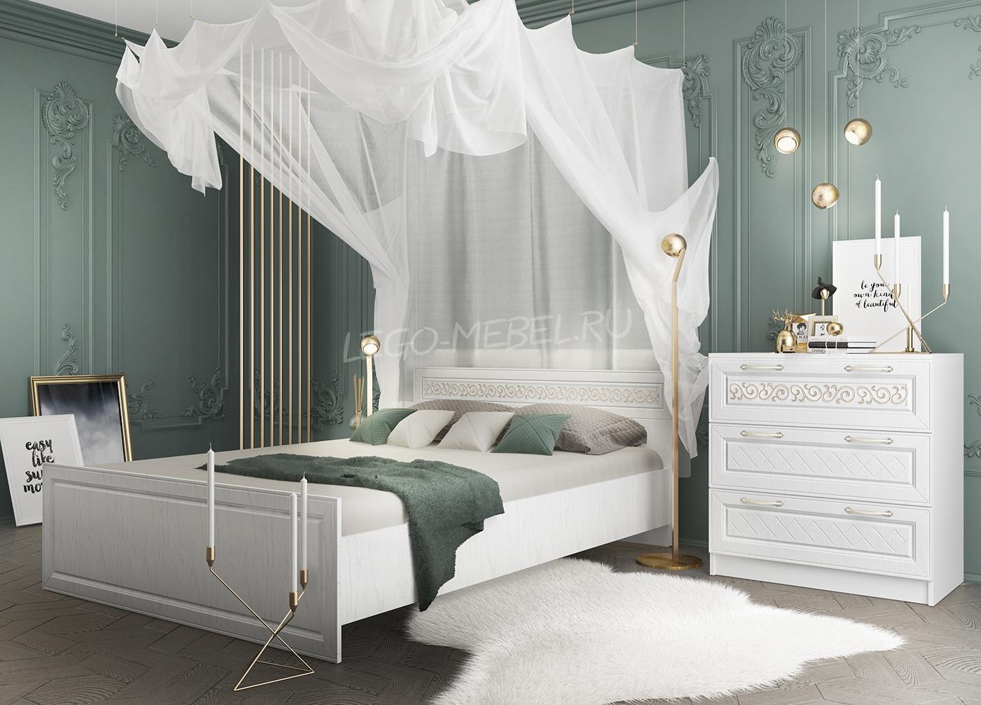 Спальня Диаманте-1
