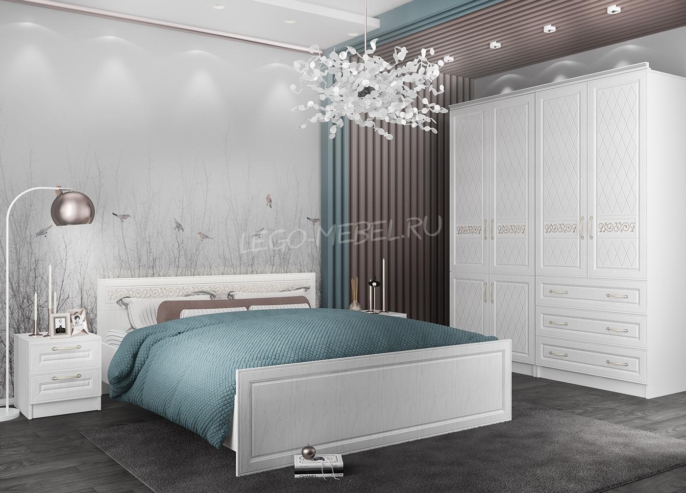 Спальня Диаманте-7