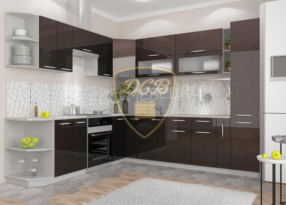 Кухня Олива 2700*2800