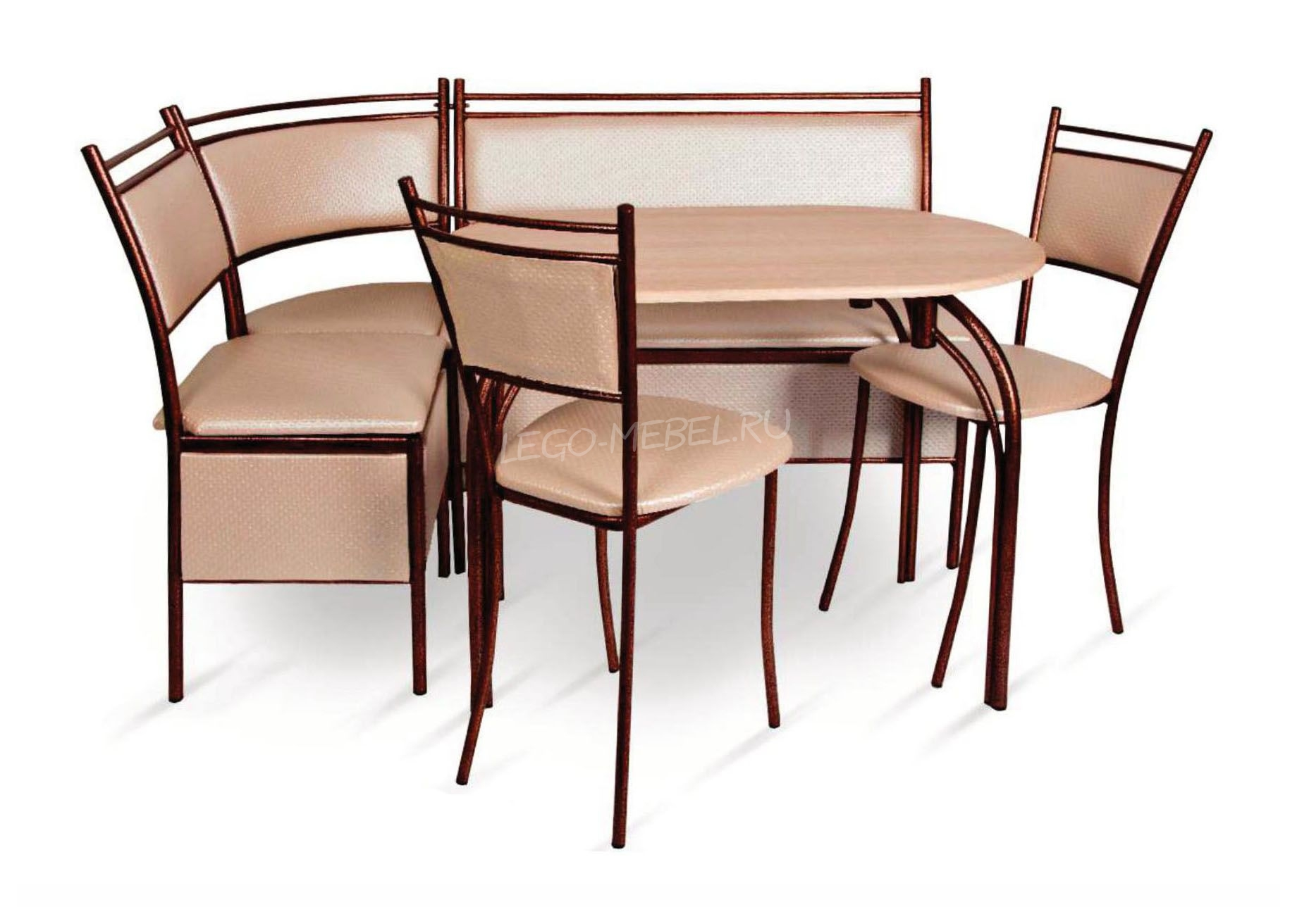Стол обеденный Марсель