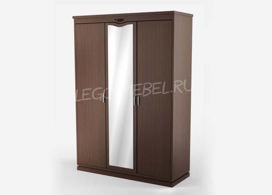 Сьюзан Шкаф 3-х дверный