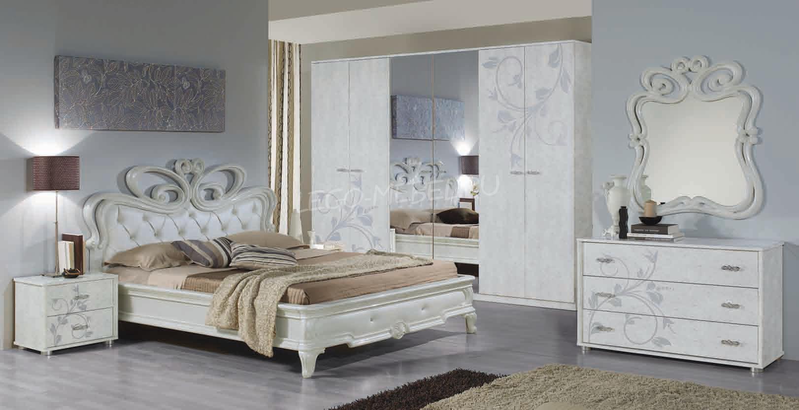 Спальный гарнитур пенелопа - спальные гарнитуры фото, описан.