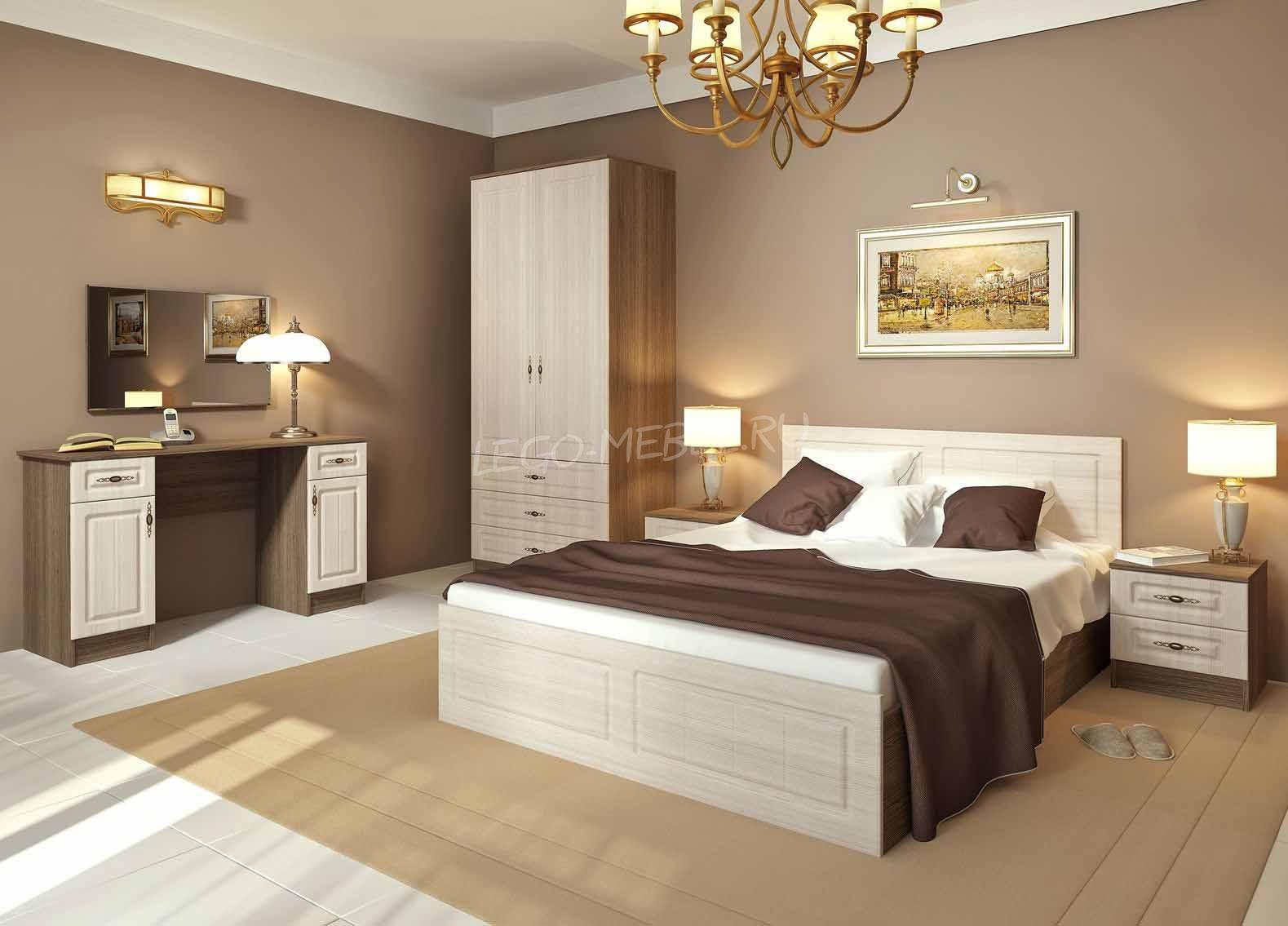 Ницца Спальня 2
