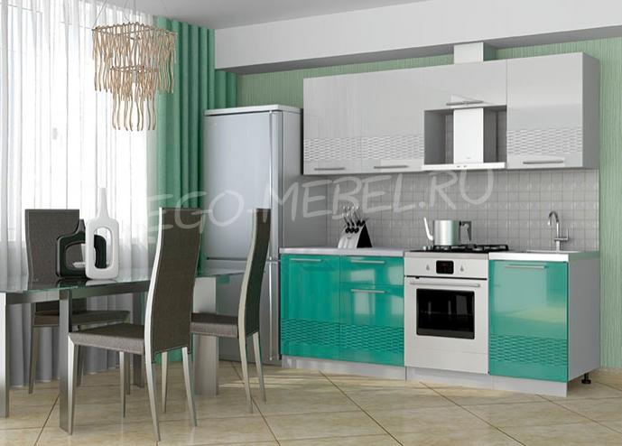 Кухня София 3D 2,1
