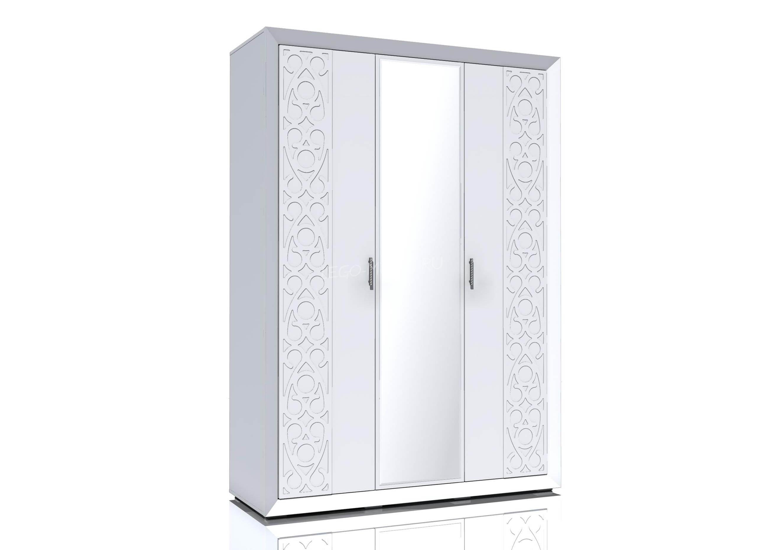 Адель Шкаф для одежды НМ 014.69-01