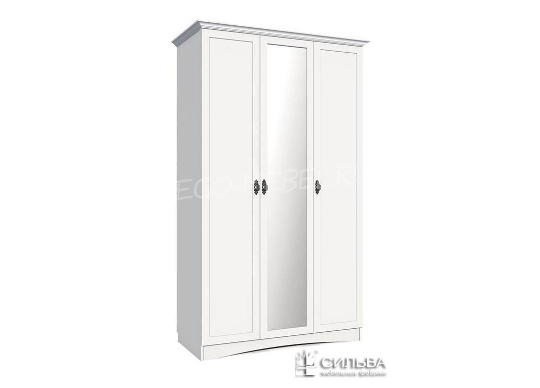 Прованс Шкаф 3-х дверный НМ 009.17